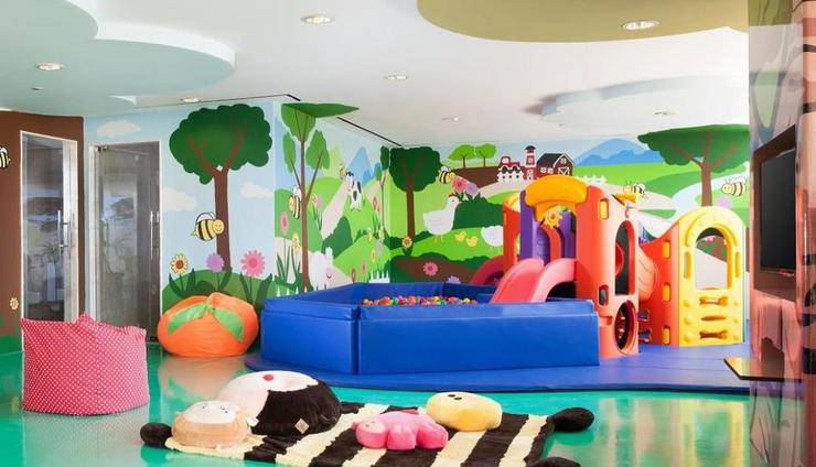 Crowne Plaza Bandung Bandung - Kids Playground