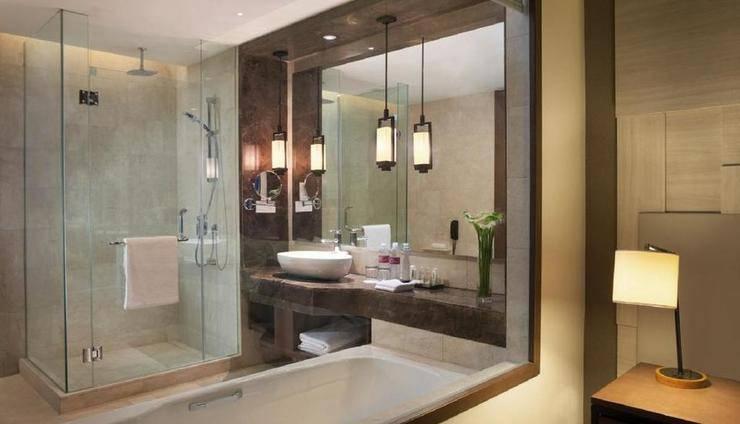 Crowne Plaza Bandung Bandung - Bathroom