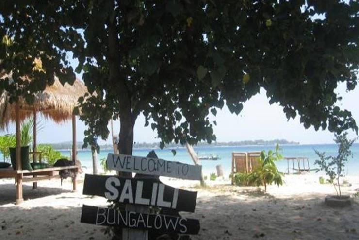 Salili Bungalow Lombok - Eksterior