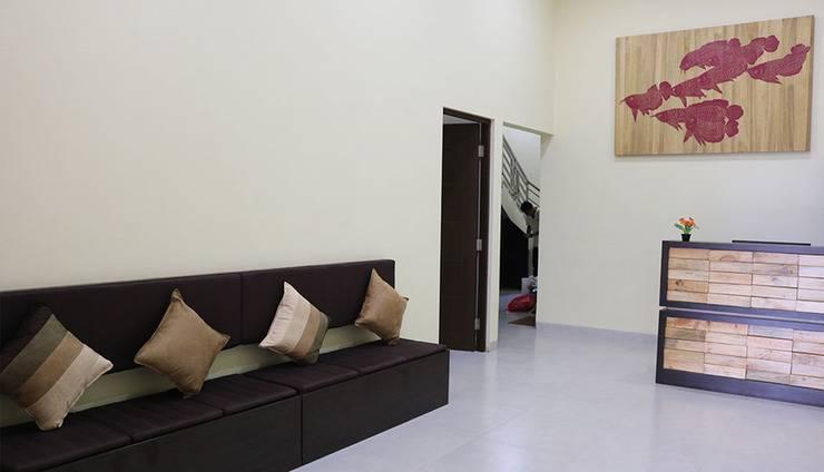 dric's House Belitung - Lobi
