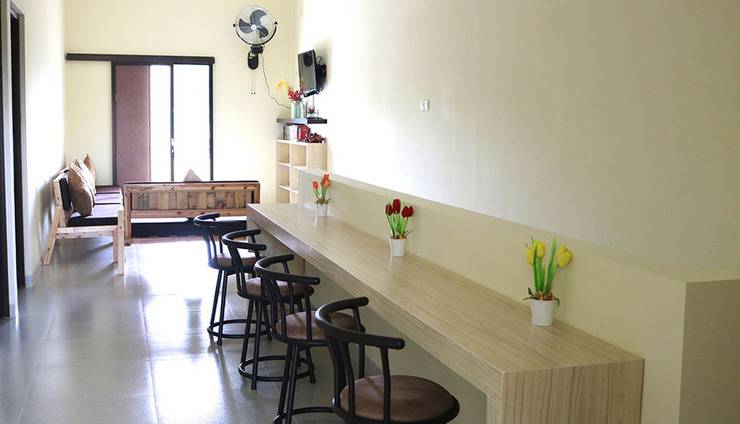 dric's House Belitung - Interior