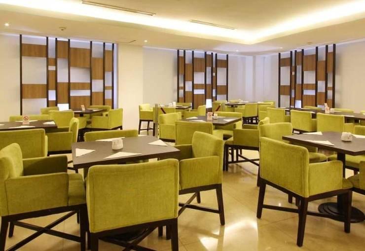 Asean Hotel International Medan - Ruang Makan