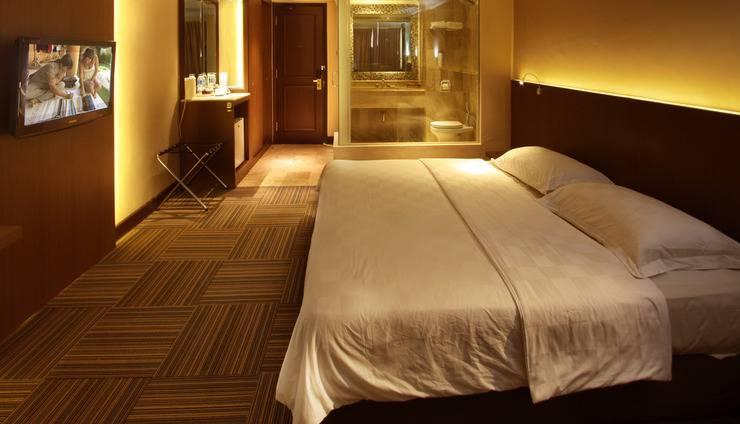 Asean Hotel International Medan - Kamar tamu