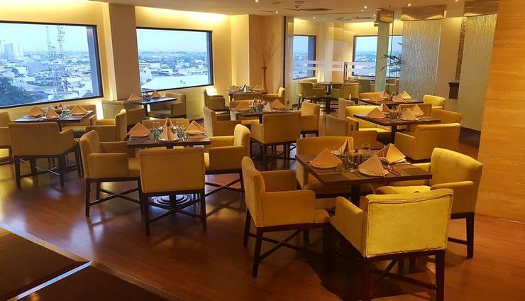 Asean Hotel International Medan - Restaurant