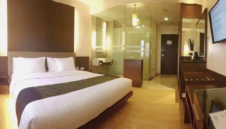 Asean Hotel International Medan - DELUXE ROOM