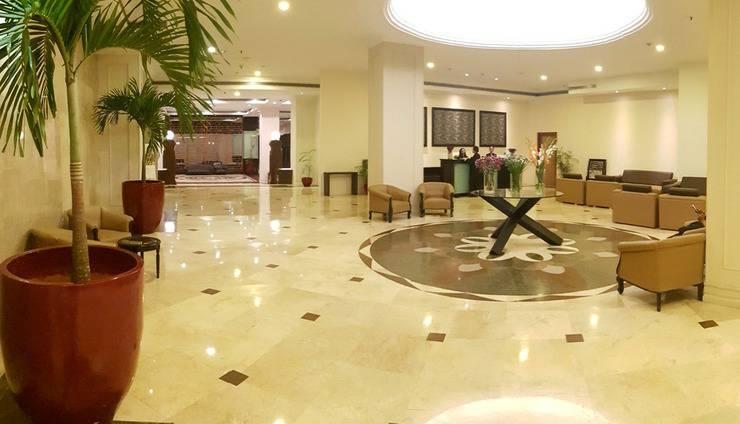 Asean Hotel International Medan - LOBBY