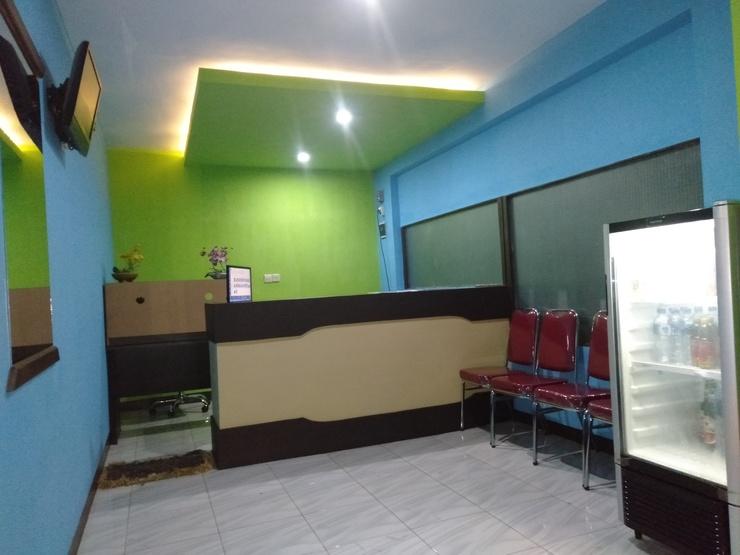Puri Made 2 Homestay Banyuwangi - Reception