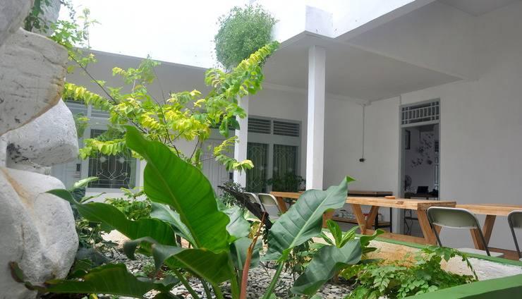 Rumah Delima Bandar Lampung - taman