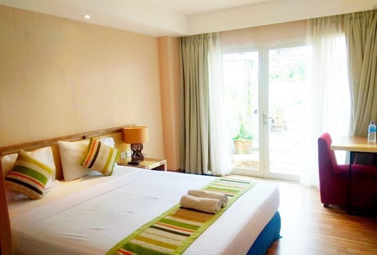 Santosa City Hotel Bali - Bali Amazon Green