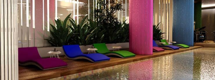 Berry Glee Hotel Bali - Eksterior