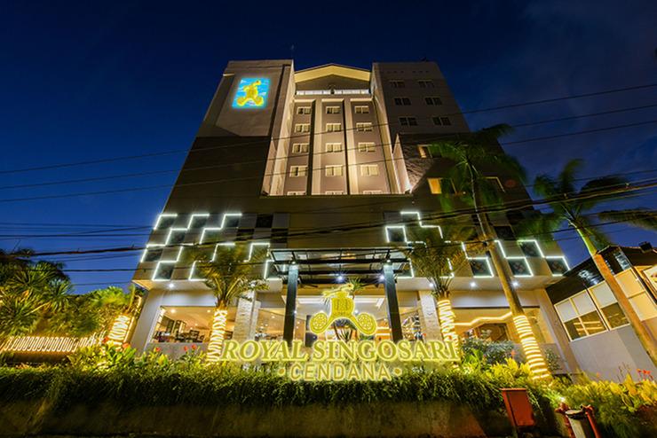Royal Singosari Cendana Surabaya - Hotel Street View