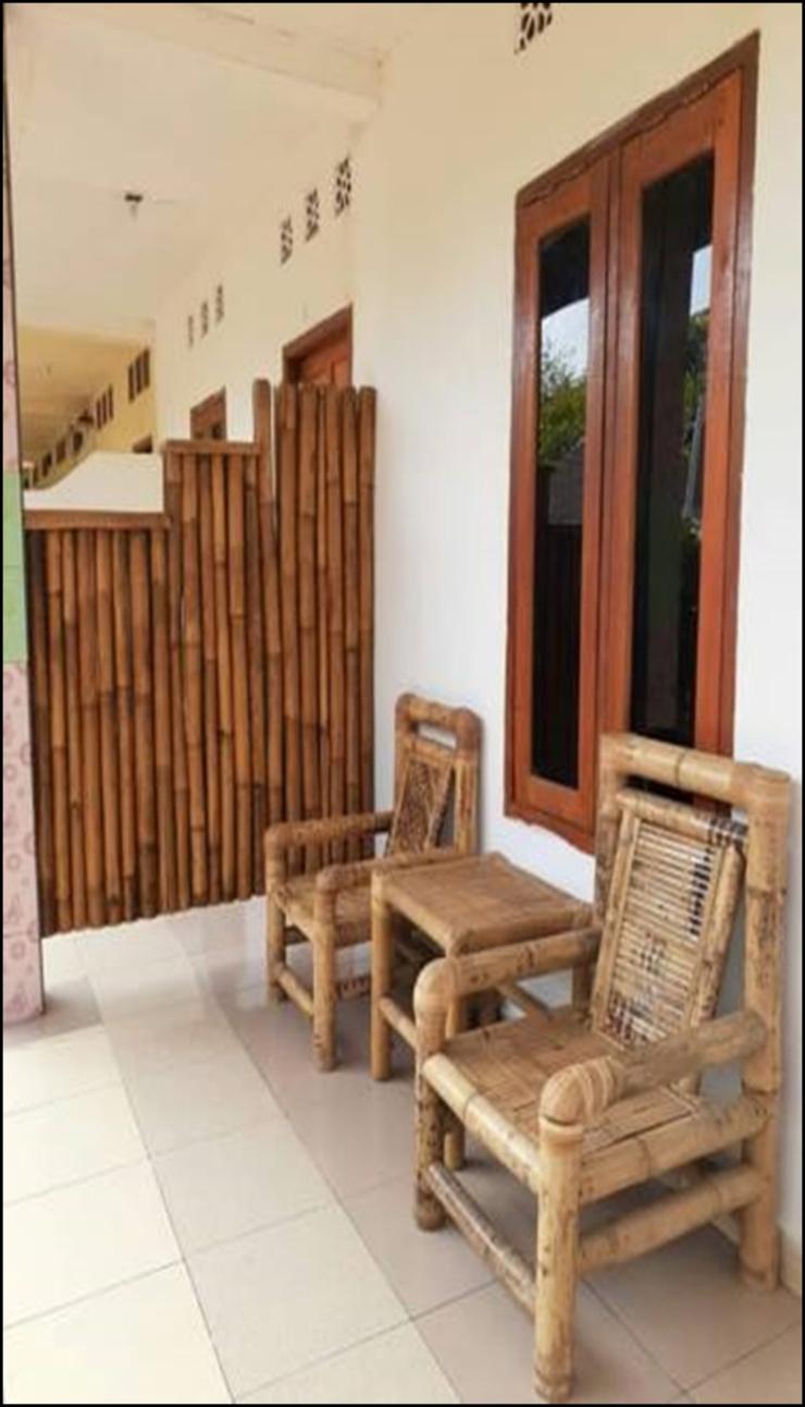 Nilom Homestay Lombok - exterior