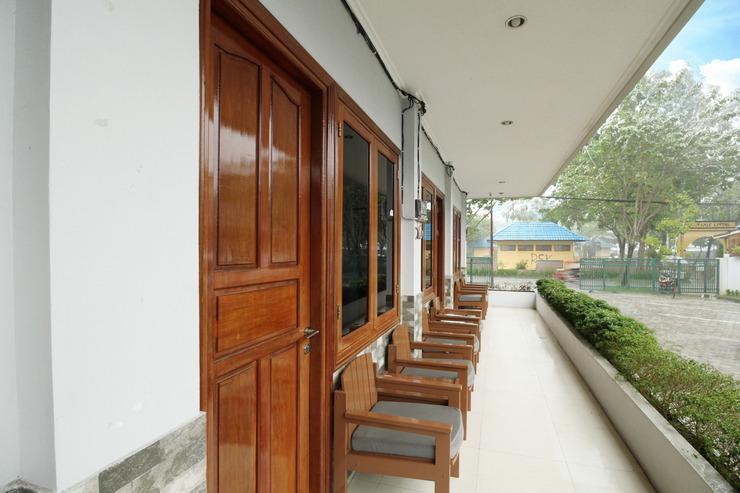Airy Syariah Bandara Sepinggan Baru 87 Balikpapan - Corridor