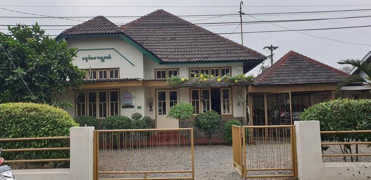Omah Kranji Guest House Banyumas - Facade