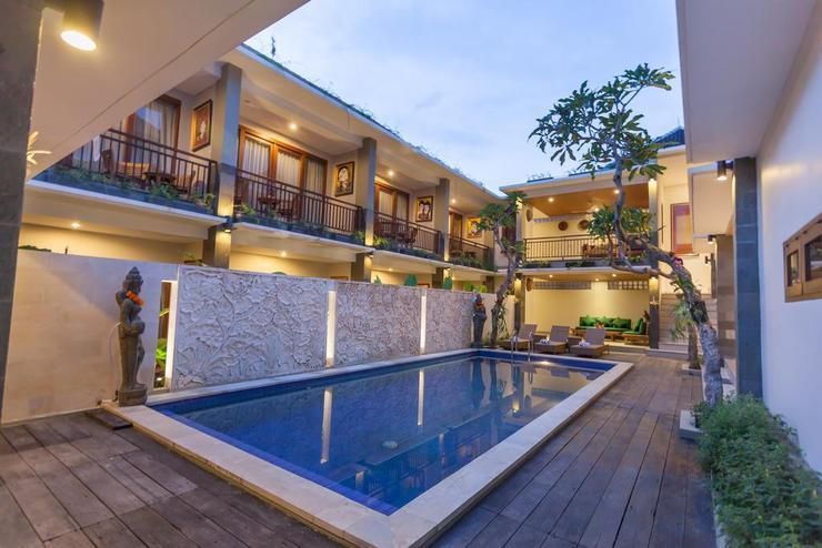 Jani's Place Cottage Bali - Pool