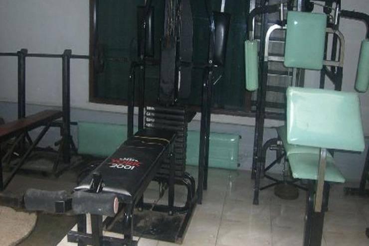 Cassadua Hotel Bandung - Gym