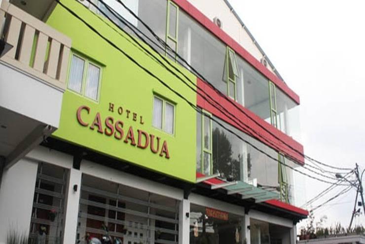 Cassadua Hotel Bandung - Hotel Building