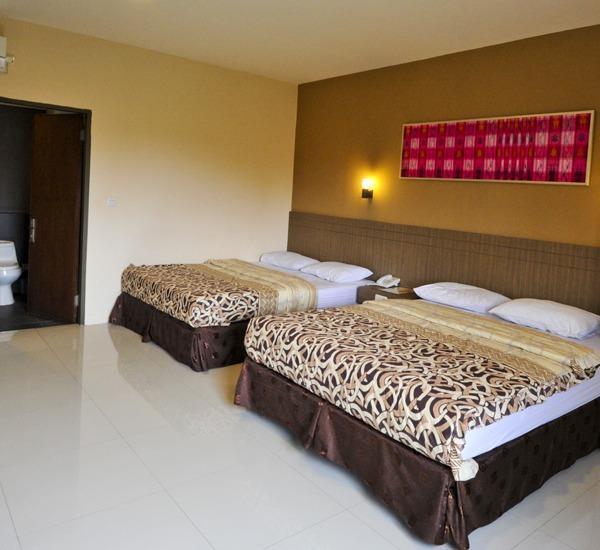 Cassadua Hotel Bandung - Family Room
