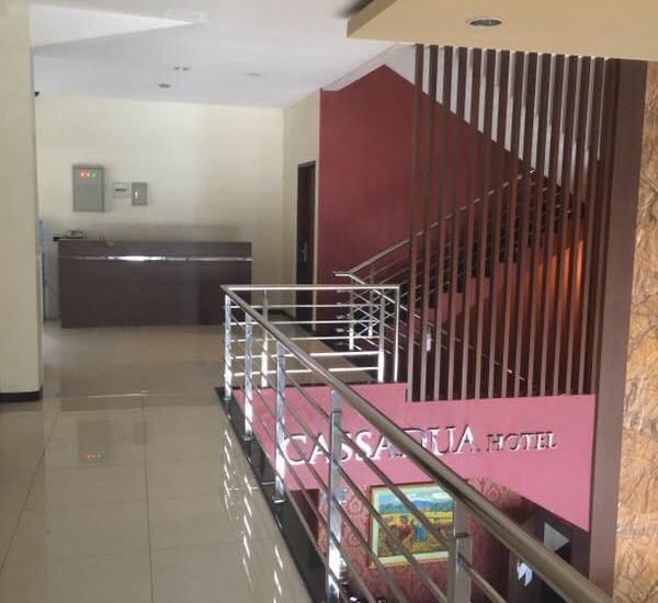 Cassadua Hotel Bandung - Interior
