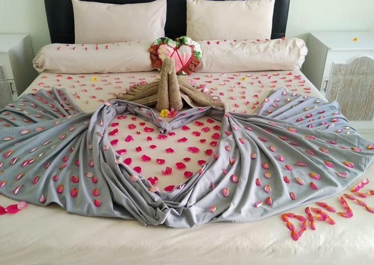 Seminyak Atena Suites Bali - Guest Room