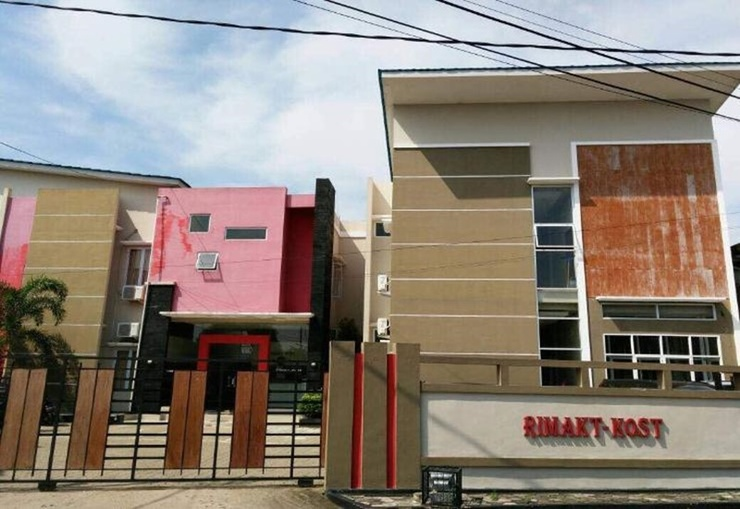 Rimakt Residence Palembang - Exterior