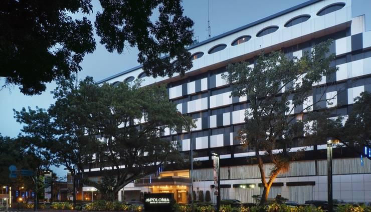 Hotel Polonia Medan - exterior
