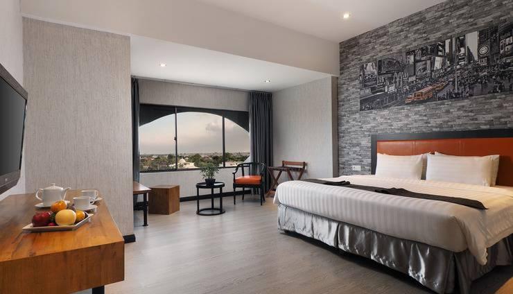 Hotel Polonia Medan - Kamar Dlx