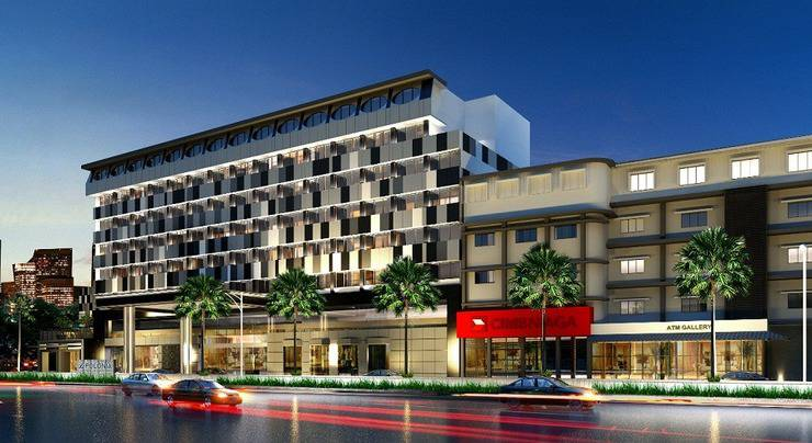 Hotel Polonia Medan - Bagian Depan