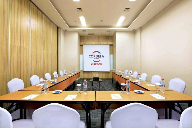 Cordela Hotel Cirebon - Ruang Rapat