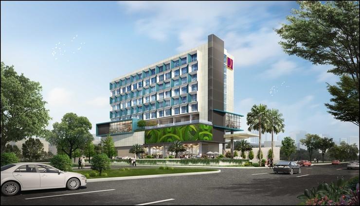 Quest Hotel Cikarang Bekasi - exterior