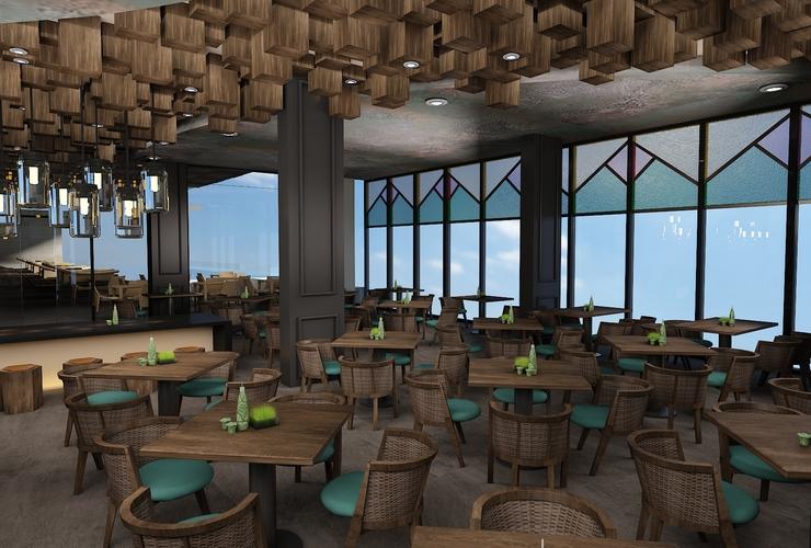 Quest Hotel Cikarang Bekasi - Restaurant