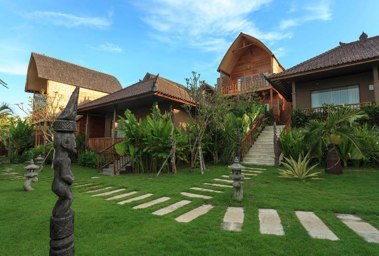 De Sapphire Cliff Villa by Danapati Bali -