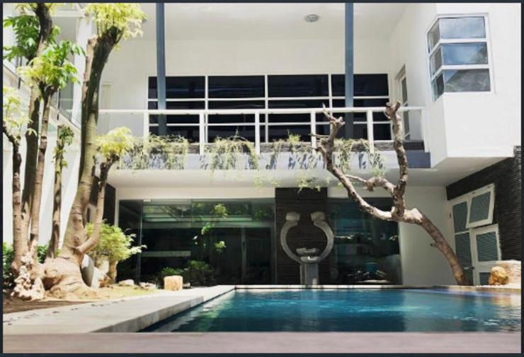 Kubu Kalih Bali - Pool