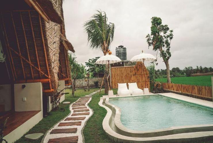 Capila Villa Canggu Bali - Pool