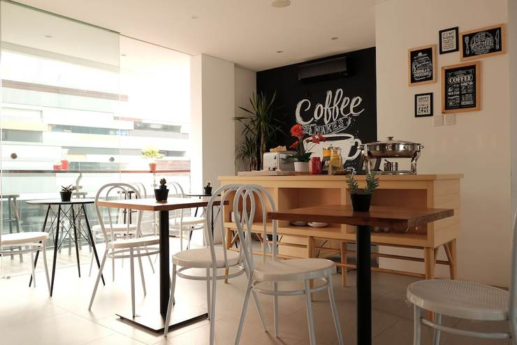FLAT06. Tendean Jakarta - Coffee Shop