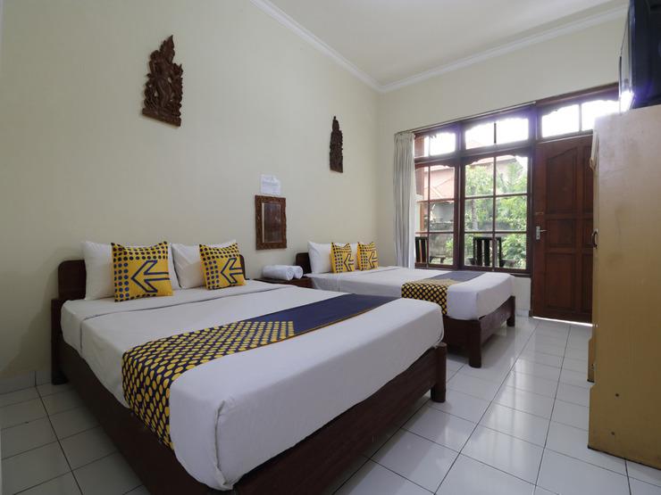 SPOT ON 2426 Hotel Aget Jaya Ii Bali - Bedroom