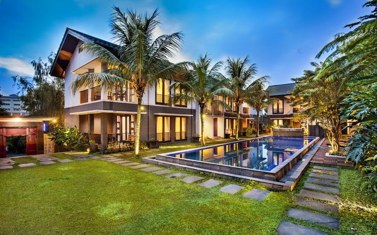 Summer Hill Private Villas & Family Hotel Bandung - Featured Image