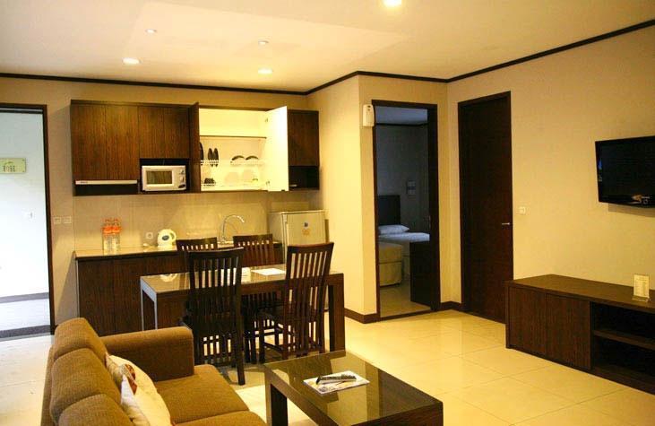 Summer Hill Private Villas & Family Hotel Bandung - Kitchen Villa