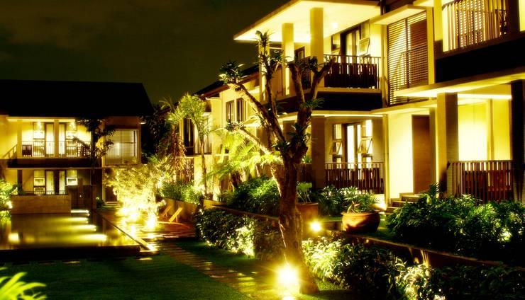 Summer Hill Private Villas & Family Hotel Bandung - Exterior