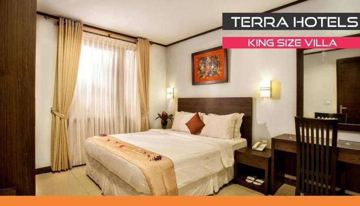 Summer Hill Private Villas & Family Hotel Bandung - Bedroom