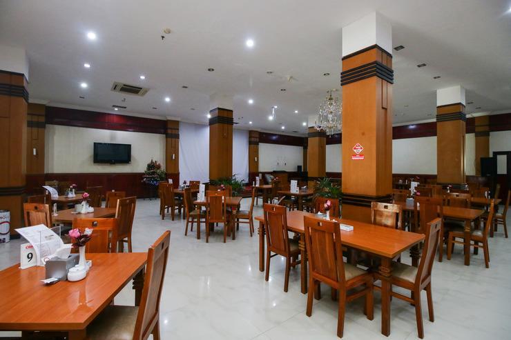 Airy MT Haryono 40A Sampit  Kotawaringin Timur - Restaurant