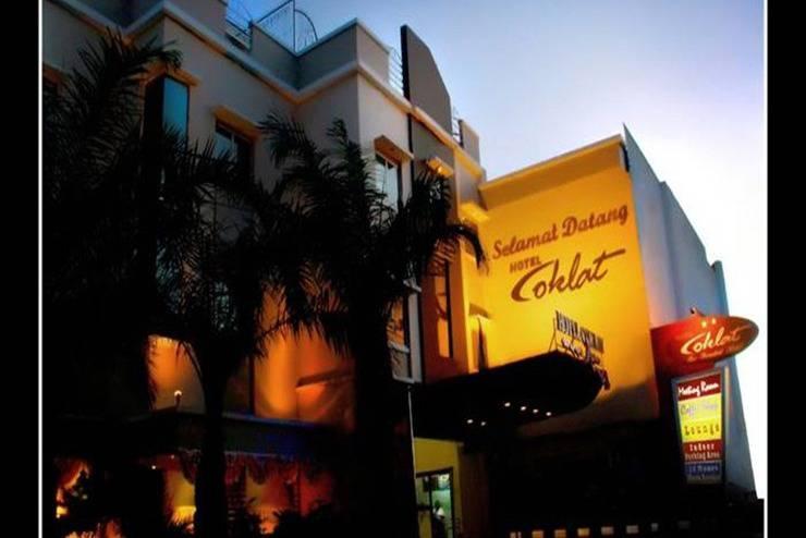 Hotel Coklat Makassar - Eksterior