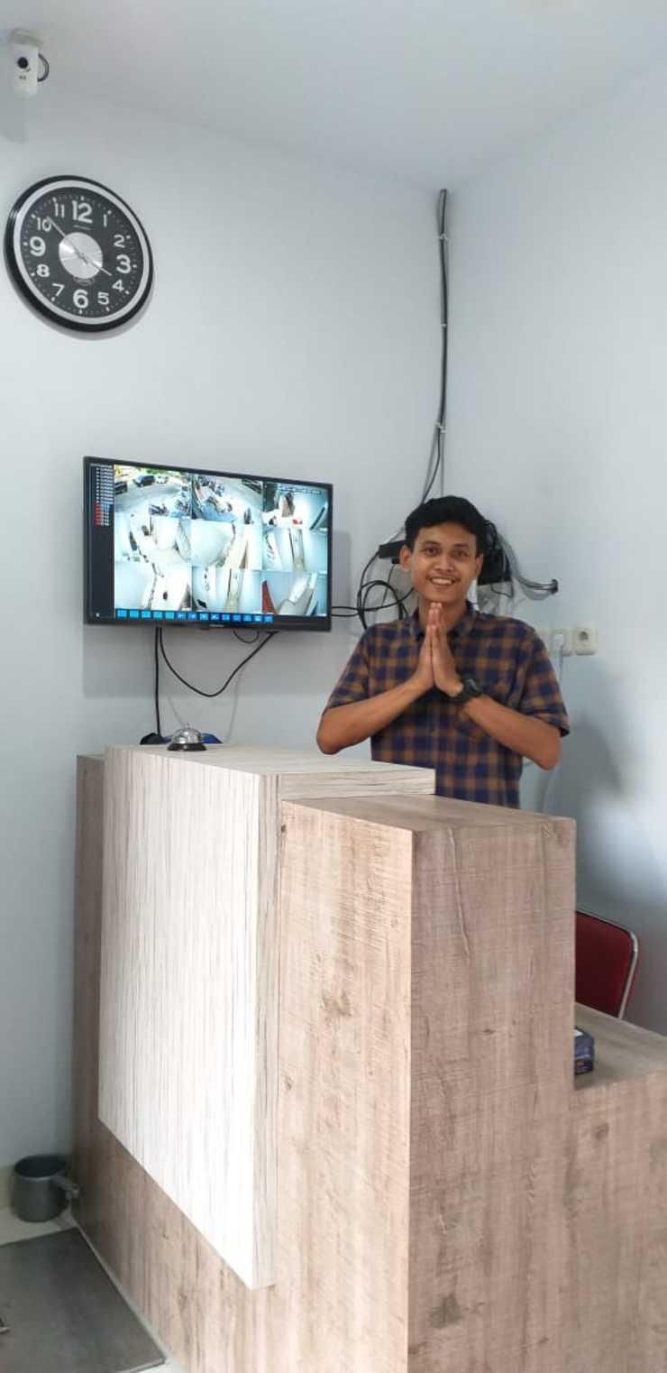 Ratana Cengkareng Syariah Jakarta - reception