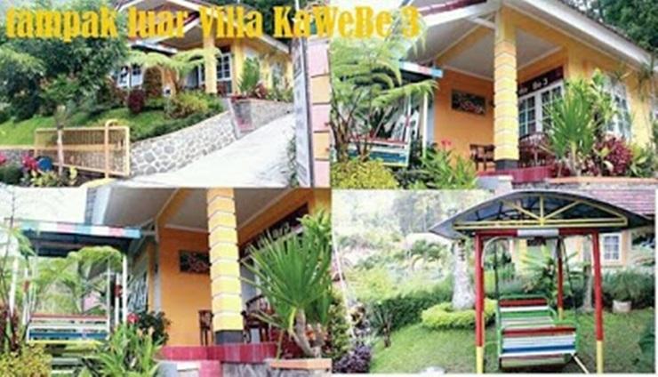 Villa Kawebe 2 Malang - exterior