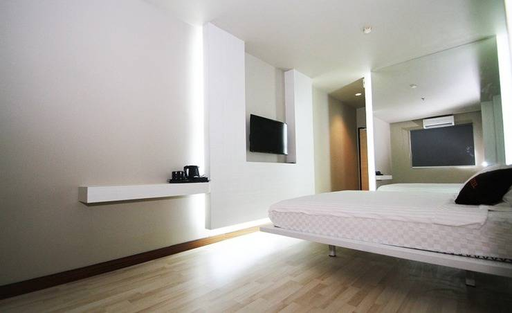 The L Hotel Entertainment Batam - Kamar tamu