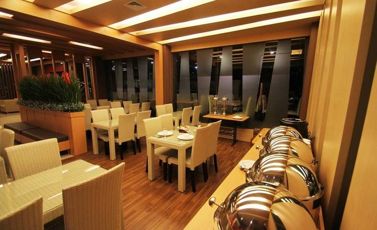 The L Hotel Entertainment Batam - Restoran