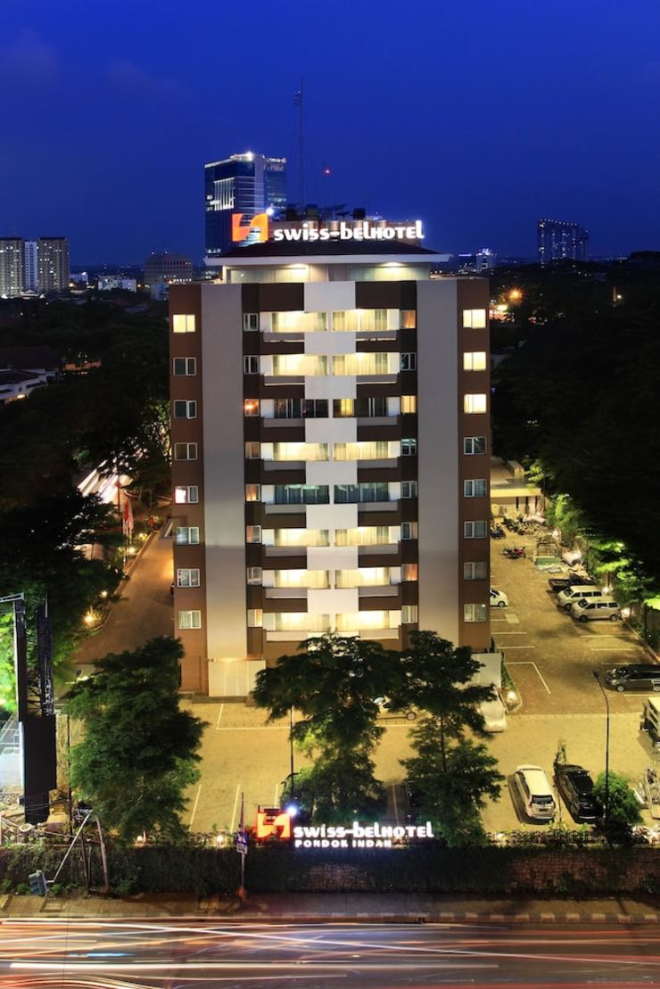 Swiss-Belhotel Pondok Indah - Front of Property