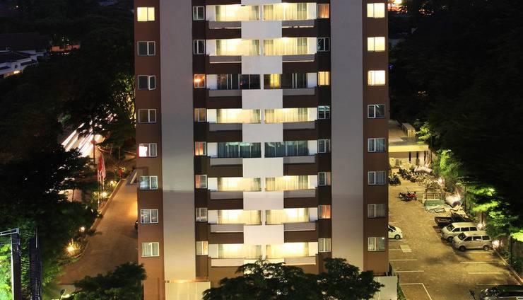 Swiss-Belhotel Pondok Indah - Gambar depan Hotel