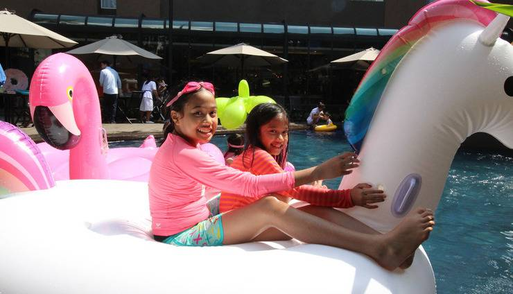 Swiss-Belhotel Pondok Indah - Swimming Pool