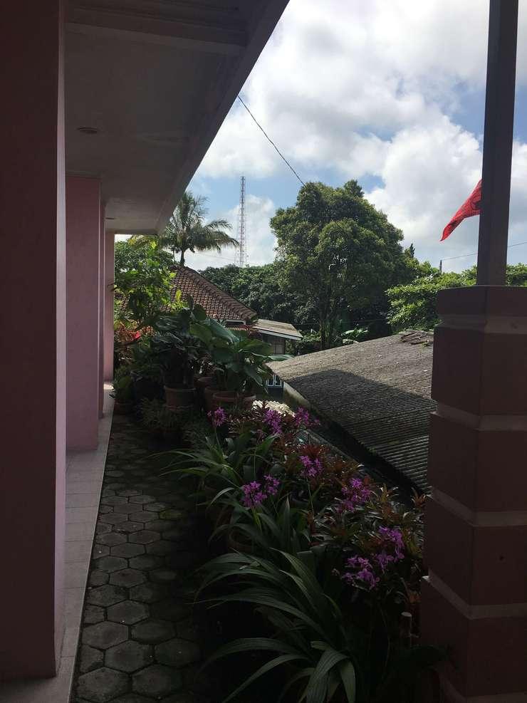 Hotel Wijaya 1 Kaliurang Yogyakarta - exterior